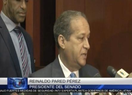 Reinaldo Pared Perez Habla De Las Nuevas Medidas Del Consejo General De La Magistratura