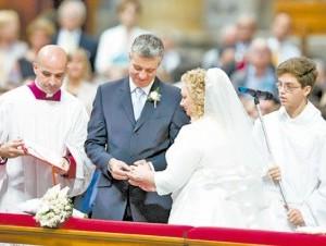 Se Casaron En El Vaticano