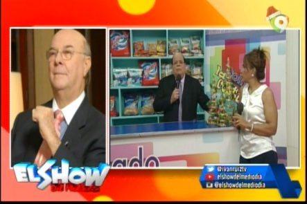 La Llamada De Hipólito Mejía Al Colmado La Costumbre Del Show Del Mediodía