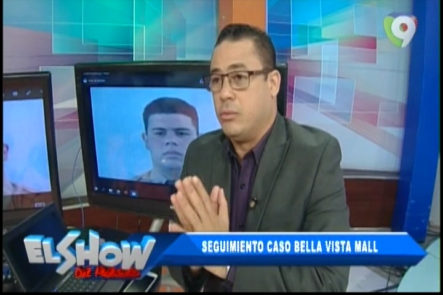 Contundentes revelaciones sobre el caso Bella Vista mall en el Show del mediodía