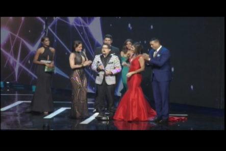 Eddy Herrera Y Francisca Lachapel Presentan Nominados A Mejor Programa Diario De Entretenimiento: Show Del Medio Día