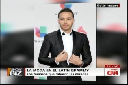 Moda En Los Latín Grammy, Famosos Que Robaron Las Miradas