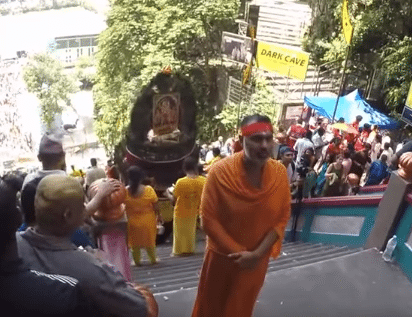THAIPUSAM 2017 Malaysia, Rito Hindú De Mutilación Top 1