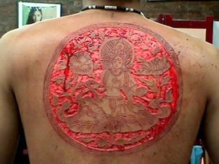 Los tatuajes del horror
