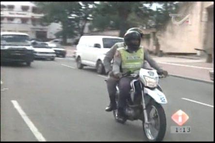 Poca Presencia Policial En La Capital