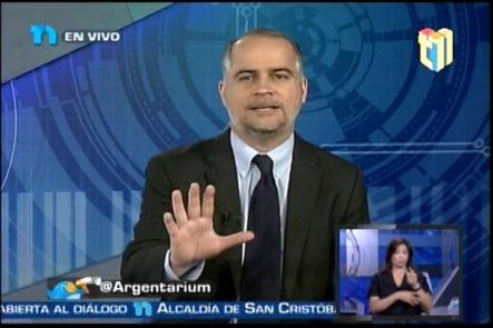 Alejandro Fernandez W. Nos Habla Del Peligro de Los Recursos Que Caen Bajo nuestra Administración