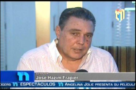 Senador San Pedro De Macorís Habla Sobre La Situación Del CEA Con La Venta De Terrenos
