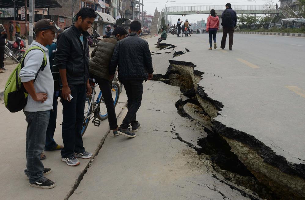 NEPAL-DISASTERS-EARTHQUAKE