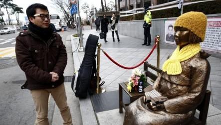 Tokio Amenaza Con Romper Pacto Con Seúl Si No Retira Estatua De Esclava Sexual