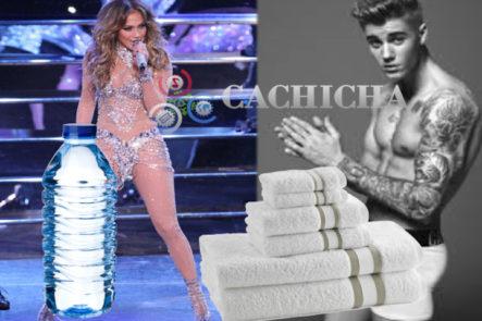 Desde Jacuzzi, 400 Toallas Y Aguas Importadas, Son Algunas De Las Exigencias De Justin Bieber Y Jennifer Lopez Para Cantar En RD
