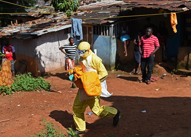 Tratamientos Medicos Contra El Ebola
