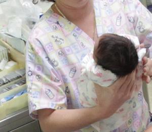 Trato De Robar bebe