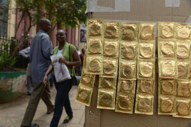 Uganda preservativos