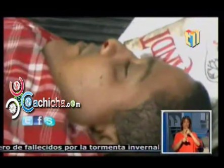 Un Muerto Y Dos Heridos Por Jeepeta Que Impactó Banca De Lotería #Telenoticia #Video
