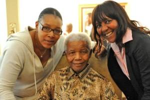 Una hija de Mandela
