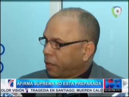"""Unidad Antilavado De Activos Afirma Que Le Faltaron Los Pantalones A La Suprema Corte De Justicia Con Su """"No Ha Lugar"""""""