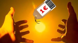 Venta el Sol en eBay a solo un euro