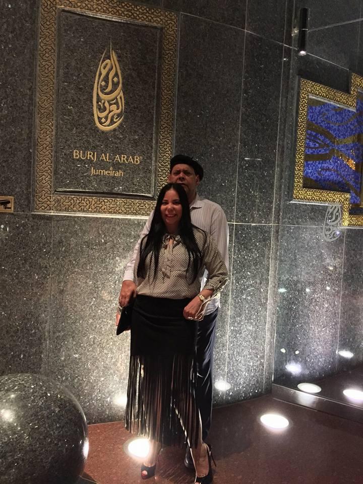 Villalona en Dubai Fatima
