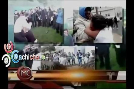 Violencia En Las Redes Sociales Va En Aumento #Vídeo