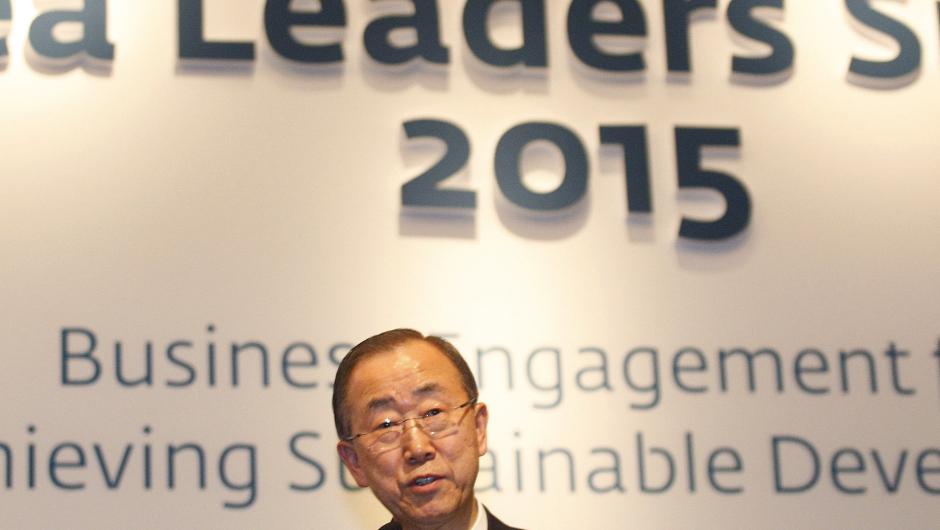The U.N. Secretary General Ban Ki-Moon Visits South Korea - Day 2