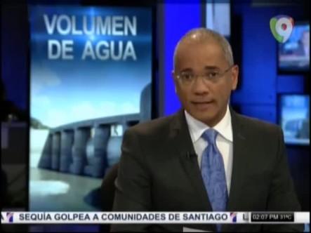 Volumen De Agua Ha Bajado Un 30% En El País Por Efectos De La Sequía