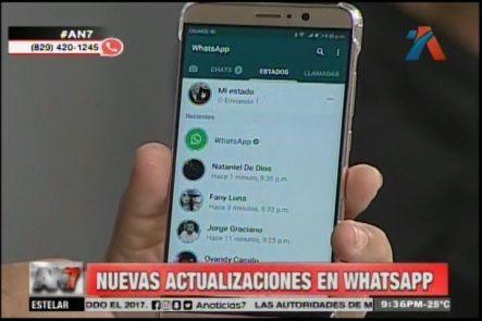 What's Up Con WhatsApp: Las Nuevas Actualizaciones De La  Red Social