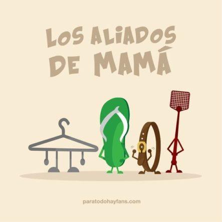 ¿Cuál Era La Mano Derecha De Tu Mamá? #LaImagenDelDia