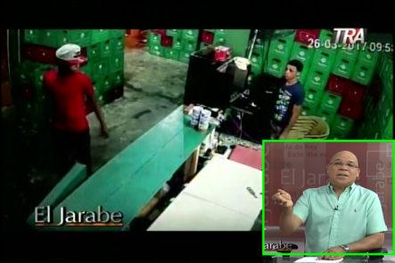 Marino Zapete Muestra Video De Jóvenes Que Están Atracando, La Policía Sabe Quienes Son Pero No Hacen Nada