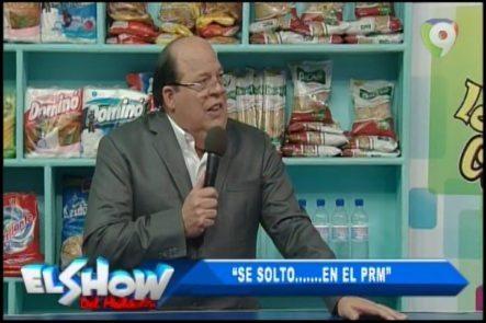 """En El Colmado La Costumbre Con Abigail Soto: """"Se Solto… En El PRM"""""""