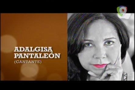 Acroarte Premia A Adalgisa Pantaleón Por Su Trayectoria Artística Con Juan Luis Guerra Y Los 440 #Video