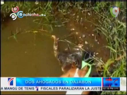 Dos Haitianos Ahogados Cuando Intentaban Cruzar El Río Masacre #Video