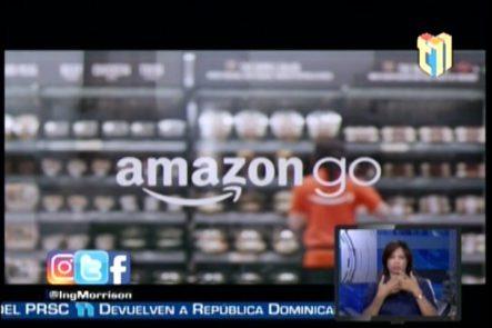 El Ing. Morrison: Amazon Go Revolucionaria Tecnología Aplicada En Supermercados