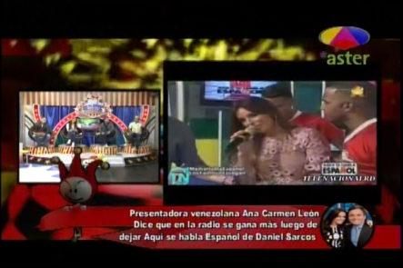 Ana Carmen León Dice Que En La Radio Se Gana Más Luego De Dejar La TV
