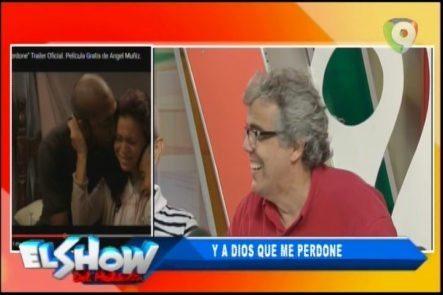 """Entrevista A Ángel Muñiz Y Parte Del Elenco De Su Nueva Película """"Y A Dios Que Me Perdone"""""""