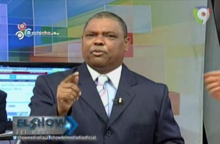 """Aridio Castillo: """"Los Bipolares De La Tv Dominicana"""""""