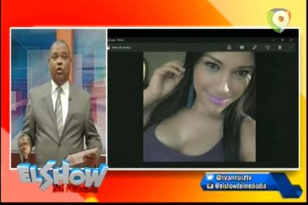 Aridio Castillo y su verdad en el Show del mediodía