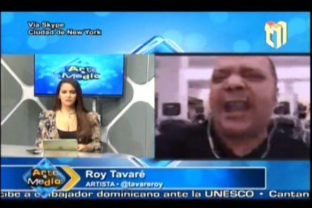 Roy Tavaré Explota Hablando Del Caso De Violencia De Género En Su Contra
