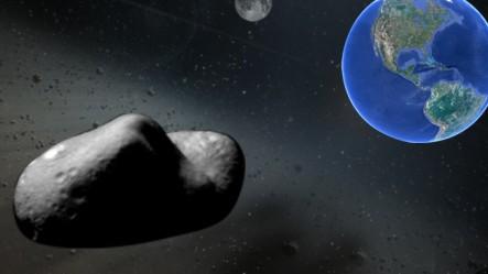 El asteroide 2012 DA14 pasó a la distancia más cercana a la Tierra