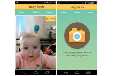 """La Aplicación Para Que Los Bebés También Tengan Su """"selfie"""""""