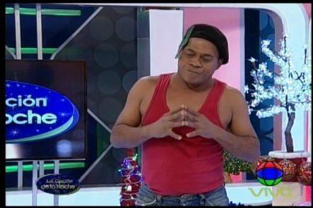 """Homenaje A Luisito Martí """"Balbuena"""" Por Raffy Almonte En La Opción De La Noche"""