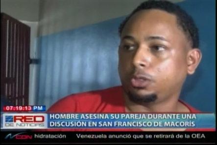 Un Hombre Asesina A Su Pareja Durante Una Discusión Bajo Los Efectos Del Alcohol En SFM