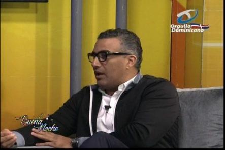 Francisco Vázquez Revela Como Se Enteró Que Era El Presentador De Premios Soberano 2017