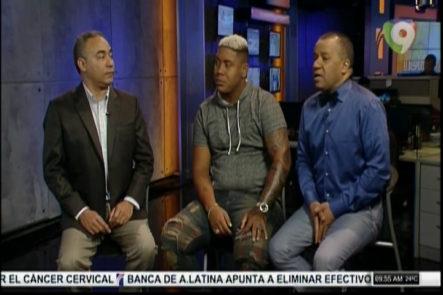 Entrevista A Vidal Cedeño Y Bulin47 En El Despertador