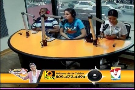 En La Cabina De Buscando Sonido Se Comenta Sobre La Petición De El Pachá A Tony Dandrades Y Omega
