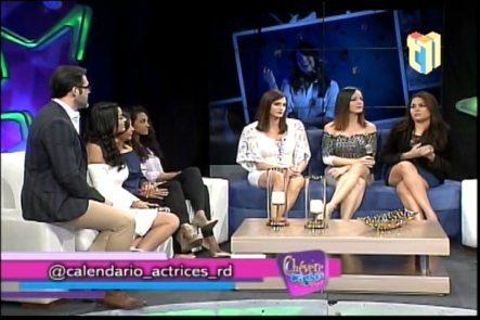 Comunicadoras, Modelos, Y Talentosas Dominicanas, Se Unen Y Crean Un Calendario Para Recaudación De Fondos Para La Fundación Rodi Contra El Cáncer