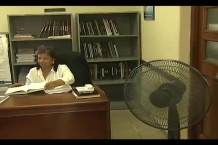 Palacio De Justicia Se Ha Vuelto Un Horno Por Problemas Eléctricos #Video