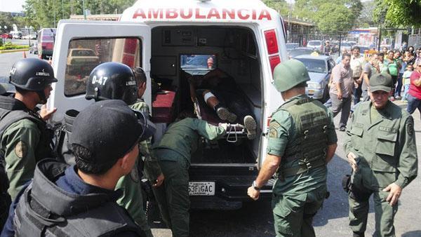 Además, se registraron 90 heridos. Los incidentes se produjeron durante una requisa en el penal de Uribana.