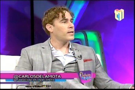 Entrevista Exclusiva A Carlos De La Mota En Chévere Nights