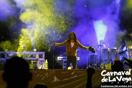Concierto Tego Calderón & Toño Rosario, @Carnaval de La Vega