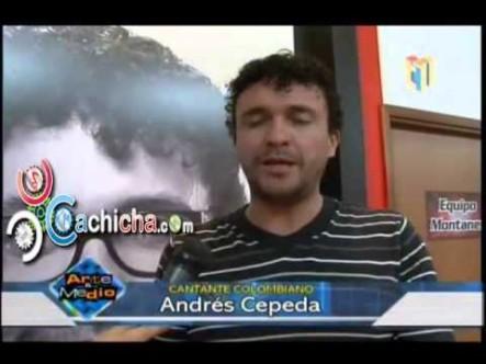 Entrevista A Andrés Cepeda Con @Melogabriela Y @Wandaysabel En @Arteymediord #Vídeo